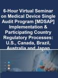 6-Hour Virtual Seminar on Medical Device Single Audit Program [MDSAP] Implementation & Participating Country Regulatory Processes: U.S., Canada, Brazil, Australia and Japan - Webinar - Product Image
